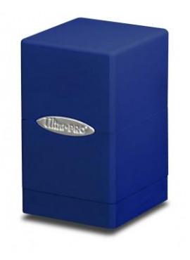 Satin Deckbox: Blue