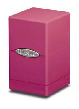 Satin Deckbox: Pink