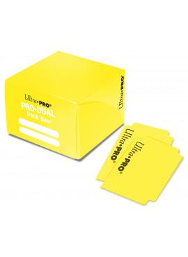 Pro Dual Deck Box: Yellow