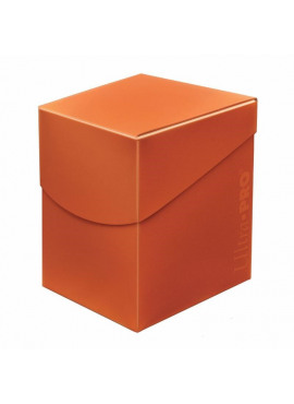 Eclipse Deckbox: Pumpkin Orange