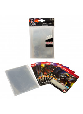 Deck Protectors Oversized Clear