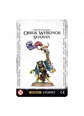 Ironjawz Orruk Weirdnob Shaman