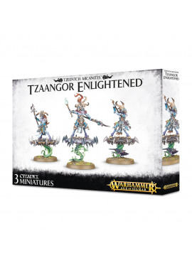 Tzeentch Arcanites: Tzaangor Enlightened