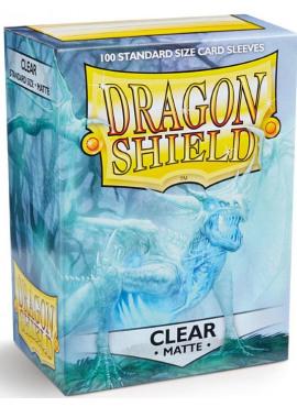 Dragon Shields: Clear Matte