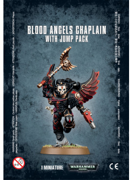 Blood Angels Chaplain