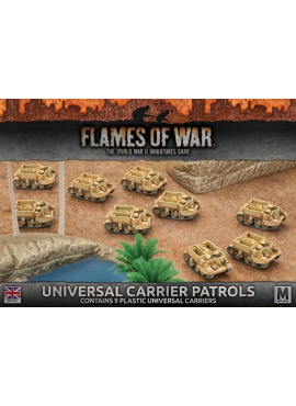 Universal Carrier Patrols