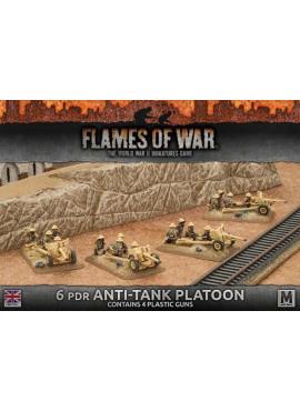 Desert Rats: 6 pdr Anti-Tank Platoon
