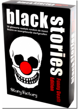 Black Stories: Funny Death