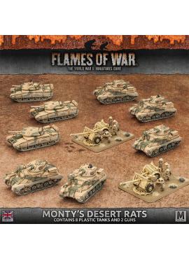 Monty's Desert Rats Starter Set