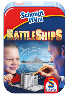Battle Ships Mini Tin