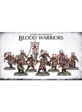 Khorne Bloodbound Blood Warriors