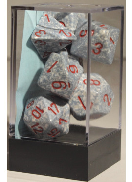 Speckled Poly Dice: Air
