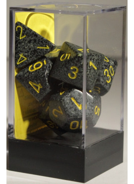 Speckled Poly Dice: Urban Camo