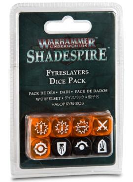 Warhammer Underworlds Dice: Fireslayers