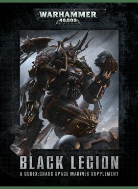 Codex: Black Legion (MkI)