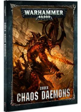 Codex: Chaos Deamons