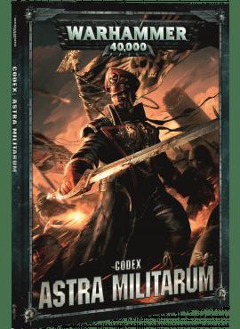 Codex: Astra Militarum (8th)