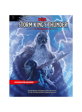 D&D 5: Storm King's Thunder