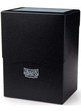 Dragon Shield Deck Shell: Black