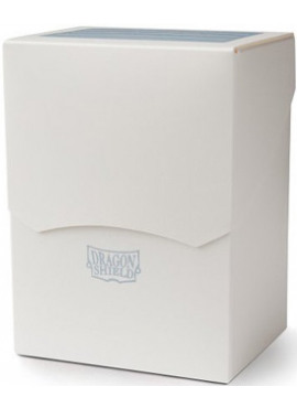 Dragon Shield Deck Shell: White
