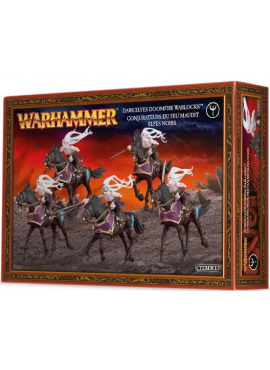Dark Elf Doomfire Warlocks