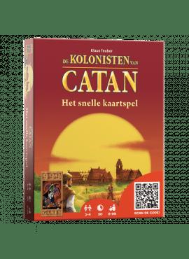 Snelle Kaartspel van Catan