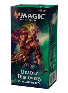 Challenger Deck: Deadly Discover