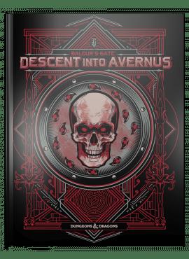 Baldur's Gate: Descent into Avernus (Alternate Cover)