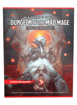 Dungeon of the Mad Mage: Map Pack