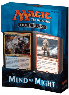 Duel Deck: Mind vs Might