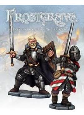 Frostgrave Knight & Templar