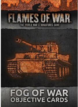 Flames of War: Objective Cards