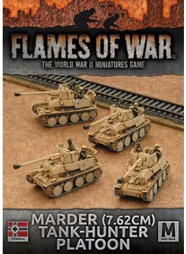 Marder Tank Hunter Platoon