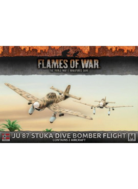 Stuka Dive Bomber Flight