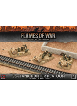 Afrika Korps: Tank-Hunter Platoon