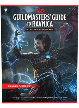 Guildmaster's Guide to Ravnica: Map Pack