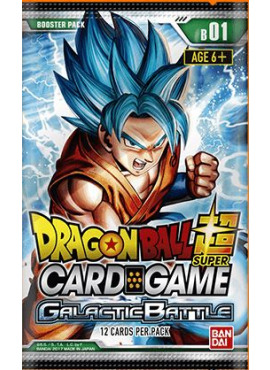 Dragon Ball: Galactic Battle Booster