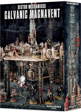 Galvanic Magnavent