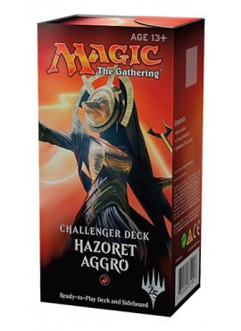 Challenger Deck: Hazoret Aggro