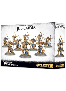 Stomcast Eternals Judicators