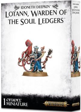 Lotann, Warden of Soul Ledgers