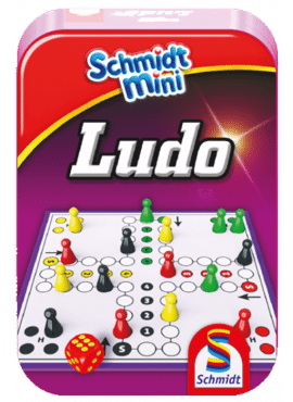 Ludo Mini Tin