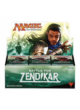 Battle for Zendikar Boosterbox
