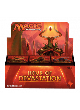 Hour of Devastation Boosterbox