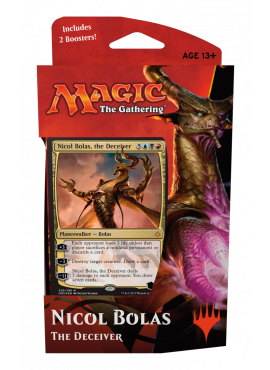 Hour of Devastation Planeswalker Deck: Nicol Bolas