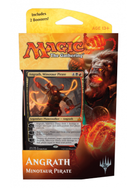 Rivals of Ixalan Planeswalker Deck: Angrath