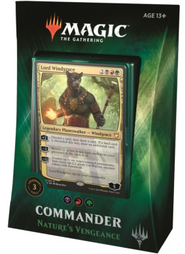 Commander 2018: Nature's Vengeance