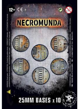 Necromunda 25 mm Bases