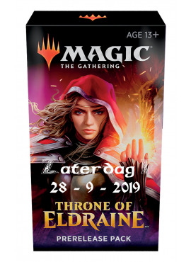 Throne of Eldraine Prerelease Event 1