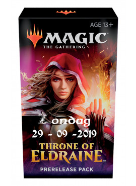 Throne of Eldraine Prerelease Event 3